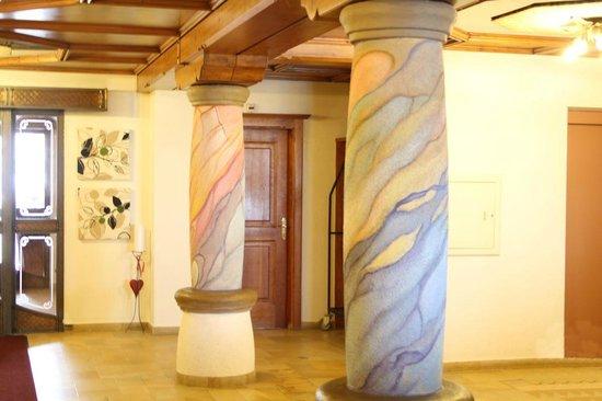 Thaler Hotel: Dettaglio hall