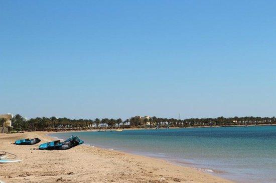 Caribbean World Resorts Soma Bay : beach view