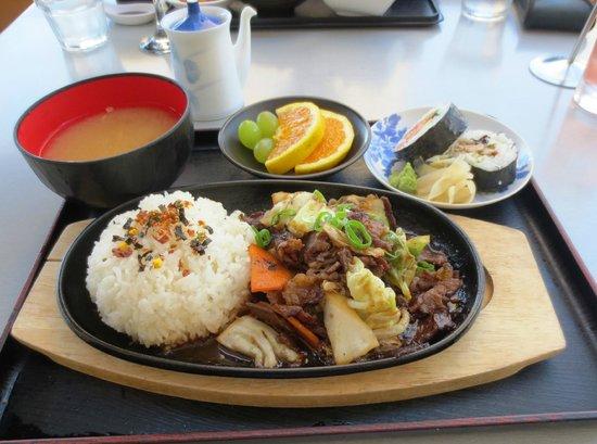 Takara Japanese Restaurant: Teppan Yaki