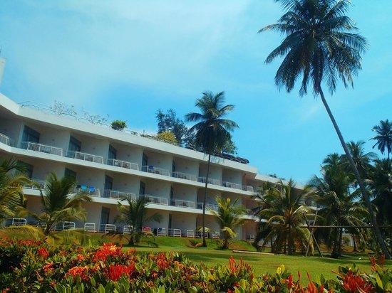 Villa Ocean View Hotel: Pawilon