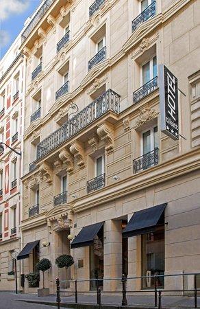 Tilsitt Etoile Hotel Paris France