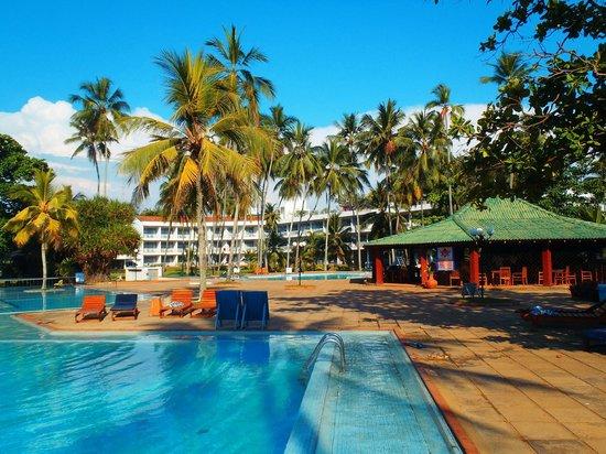 Villa Ocean View Hotel: Bar przy basenie