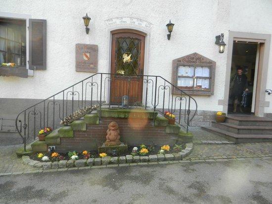 Gasthaus Auerhahn: Baden Baden