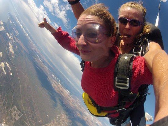 Skydive Jurien Bay Perth: JUST DO IT!!!!!