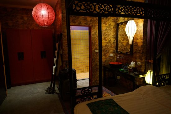 Shanghai Mansion Bangkok : 部屋の写真