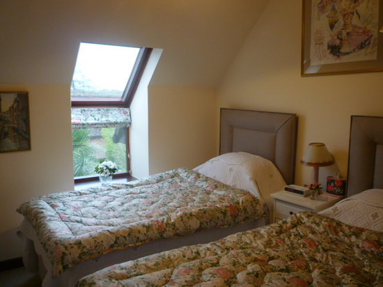 The Old Granary B&B: Twin with private bathroom