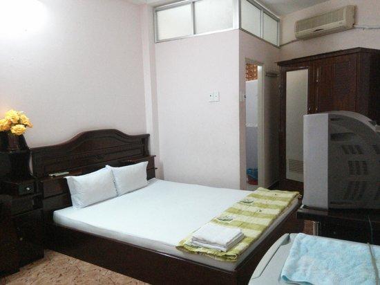 Ngoc Han Hotel : clean restroom