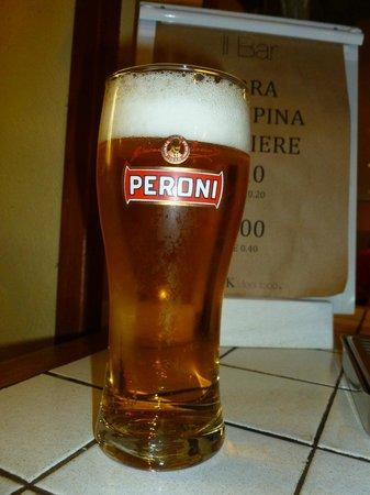 Hilton Garden Inn Venice Mestre San Giuliano: best beer in Italy!