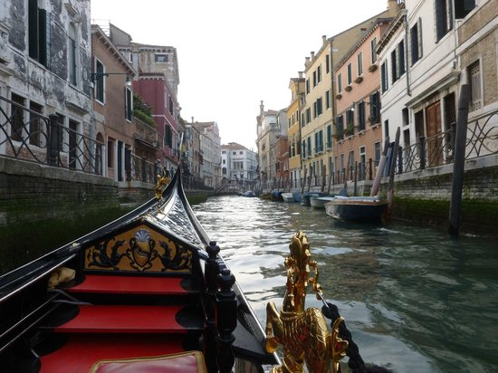Hilton Garden Inn Venice Mestre San Giuliano: on the gondola