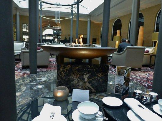 Steigenberger Grandhotel Handelshof: Lounge