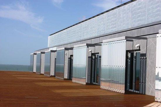 Parador de Cádiz: The Terrace on the 7th floor