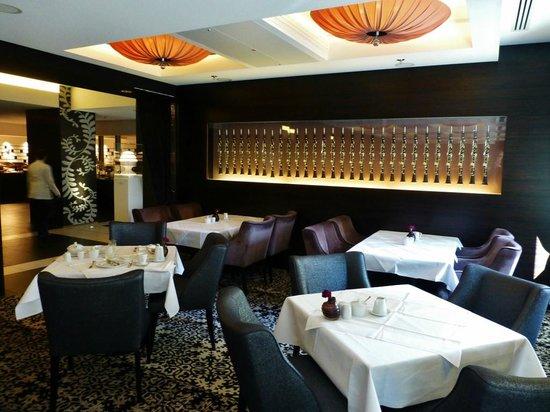 Steigenberger Grandhotel Handelshof: Restaurant
