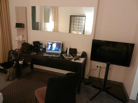 Mercure Hotel Munchen Ost-Messe : Comfort hotel