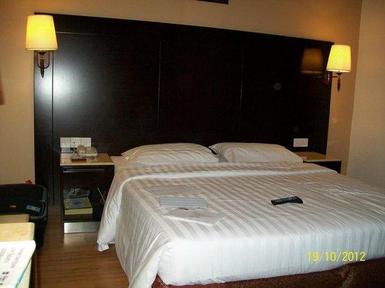 Smana Hotel Al Riqa: Номер
