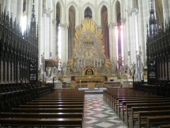 Cathédrale Notre-Dame d'Amiens : coeur