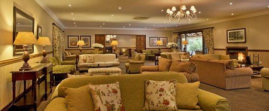 Champagne Sports Resort: Lounge