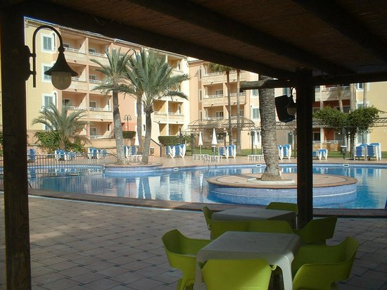 Cabau Aquasol: Pool again
