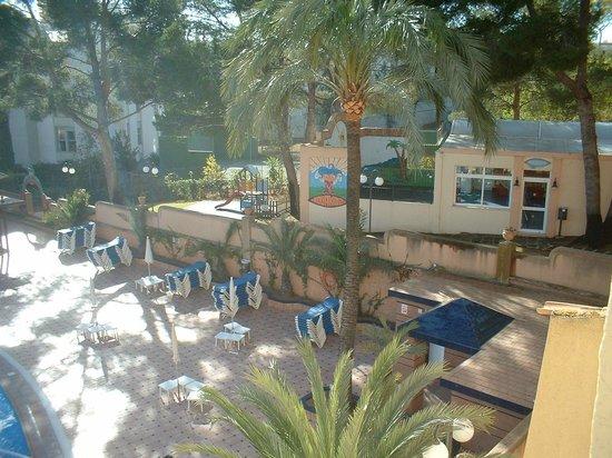 Cabau Aquasol: Kids area