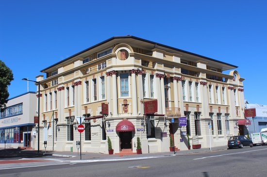The County Hotel Napier: County Hotel