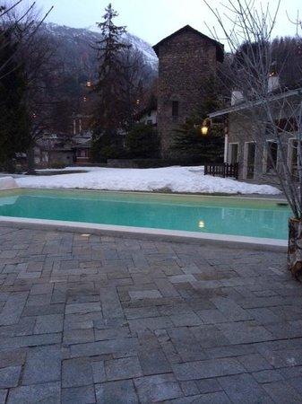 Grand Hotel Royal e Golf: Royal pool
