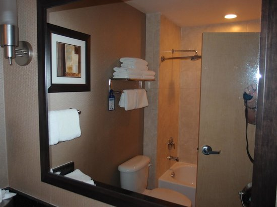 BEST WESTERN PREMIER Miami International Airport Hotel & Suites: Bad