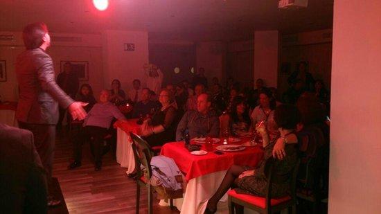 Alma Flamenca: Flamenco y buena gastronomia