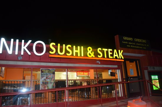 Niko Sushi Steak Laramie Restaurant Reviews Phone Number Photos Tripadvisor