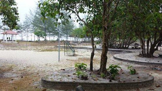 Merang Suria Resort: Grounds