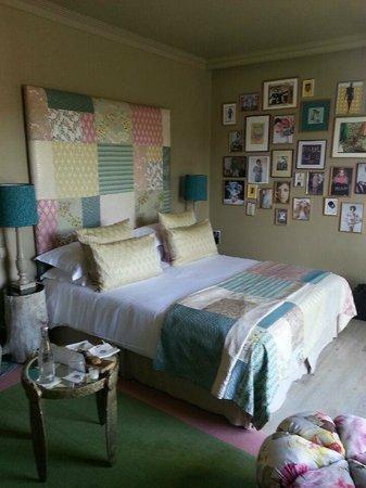 Les Etangs de Corot : chambre paul & joe