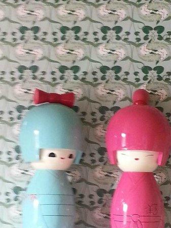Les Etangs de Corot : poupées