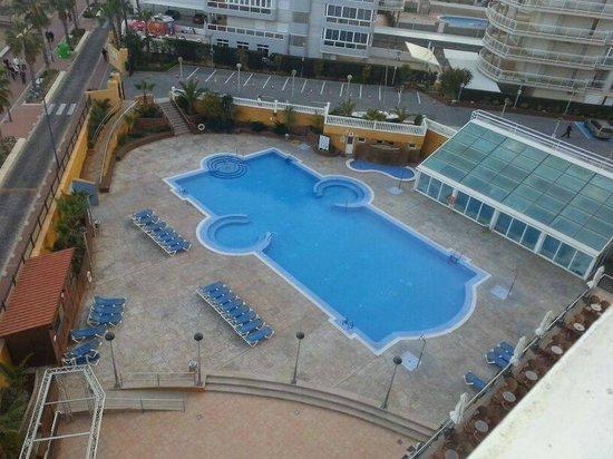 Gran Hotel Peniscola : Piscina exterior de día