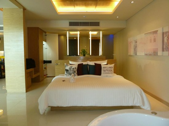The KEE Resort & Spa : Suite, Sea View