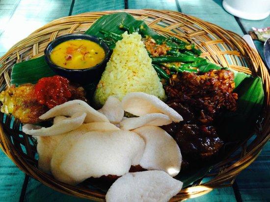 Balique Restaurant: Nasi Campur