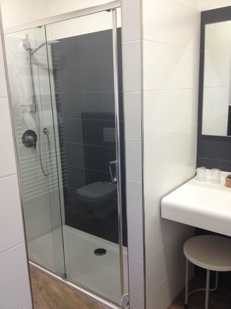 Hotel Residence Torbole: bagno