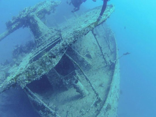 Red Sea Diving College : Thistlegorm