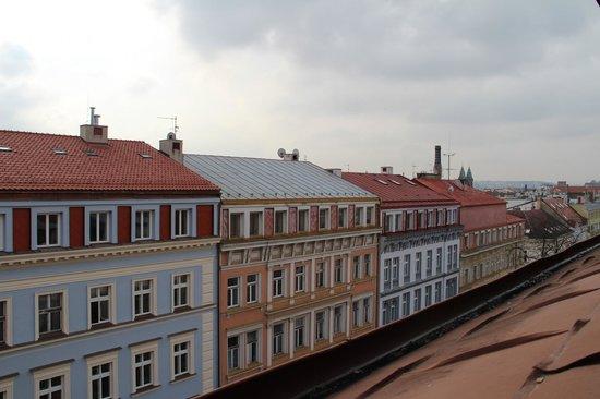 Petr: Beautiful Buildings Down the Street