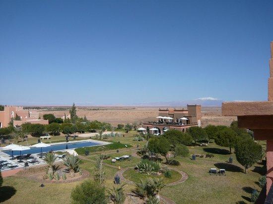 Hotel Sultana Royal Golf : Vue de la terrasse