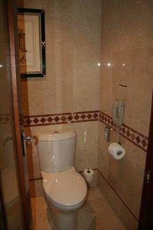 InterContinental Madrid : Banheiro