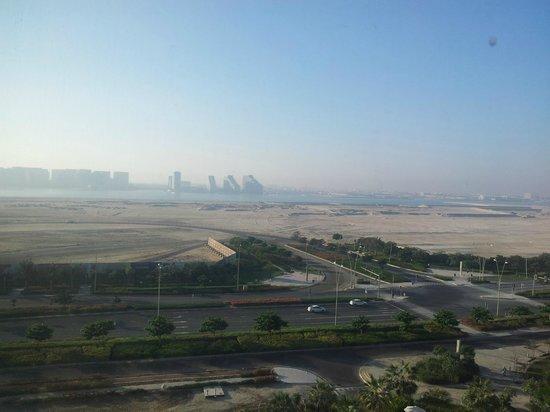 Centro Yas Island Abu Dhabi by Rotana: vista dalla nostra camera