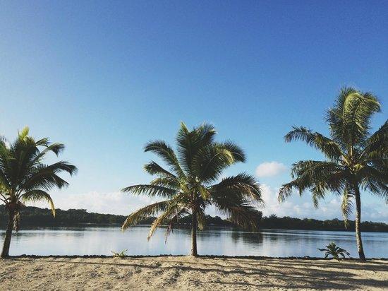 Warwick Le Lagon - Vanuatu: Beach front.
