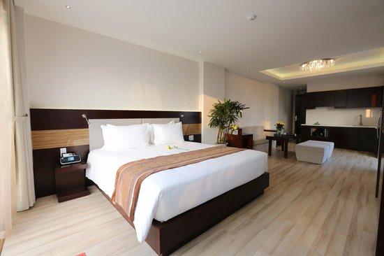 Dana Pearl Hotel: Hotel Dana Pearl, bed room
