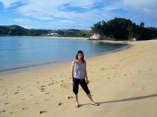 Kaiteriteri Beach : Squarci di sole