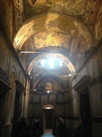 Museum Chora-Kirche: Breathtaking mosaics, inside the church