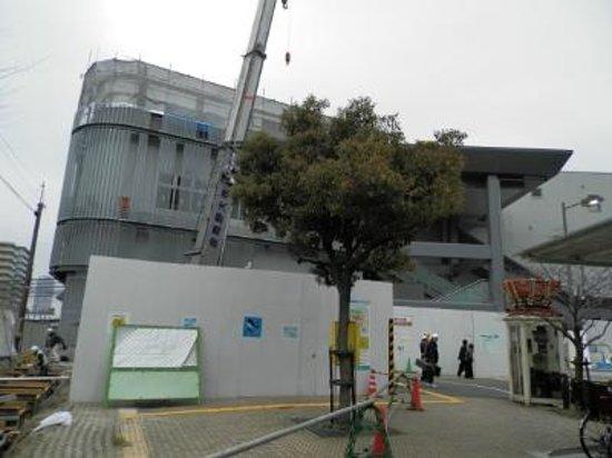 Daisenryo Ancient Tomb: 南海/JR三国ヶ丘駅