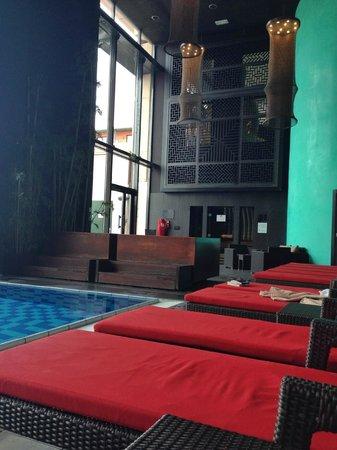 Buddha Bar Spa: bains japonais et sauna