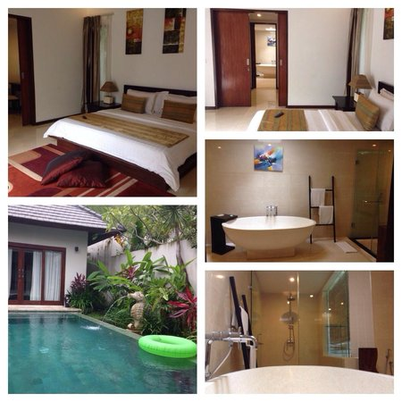 Kebun Villas & Resort: Angsana Villa