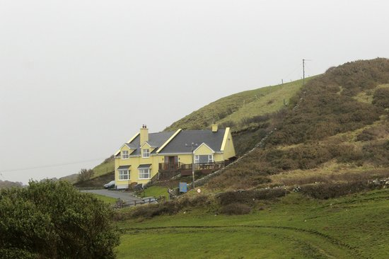 Sea View House : A house on a hill