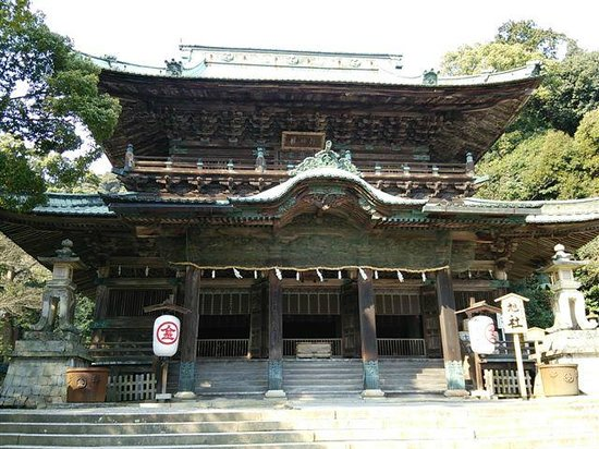 別宮 - Picture of Kompira-gu Shrine, Kotohira-cho - TripAdvisor