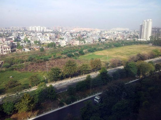 Radisson Blu Greater Noida : Aussicht