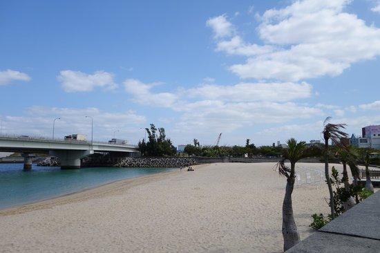 Naminoue Beach: ビーチ